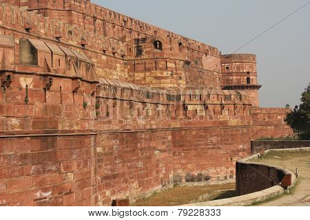 Agra Fort architecture