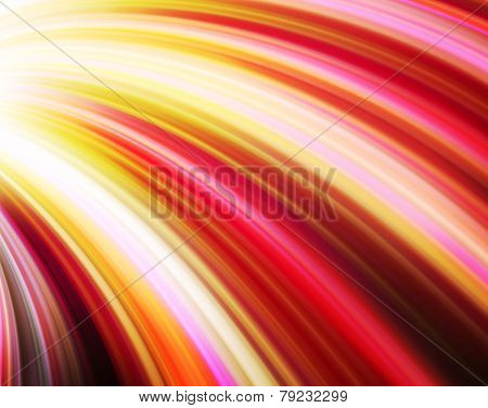 Multicolour Background, Like Abstract Sunshine