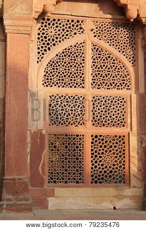 Fatehpur Sikri, door architecture