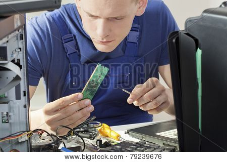 Fixing The Processor