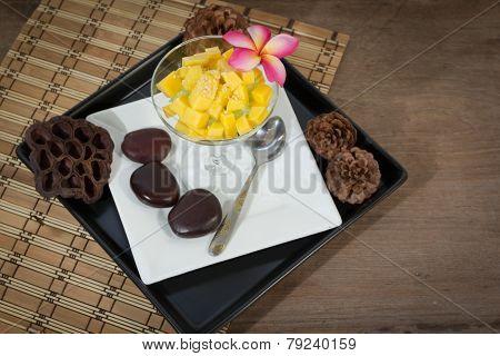 sweet dessert