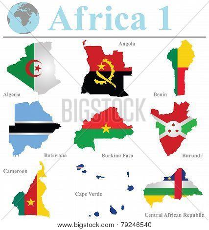 Africa Collection 1