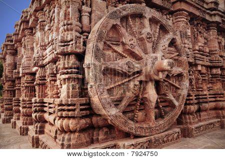 Ancient Konark Temple