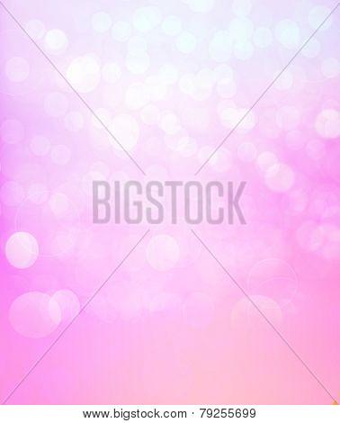 Light Romantic Background
