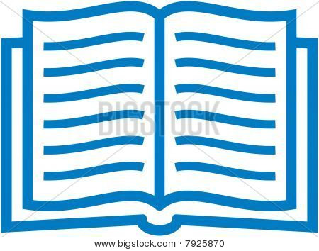 Vector book illustration