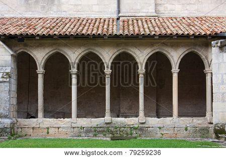 Cloister Of St. Emilion