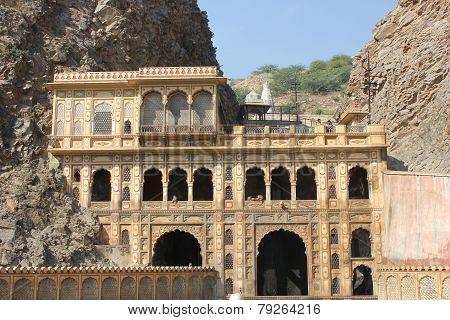 Galta Temple, India