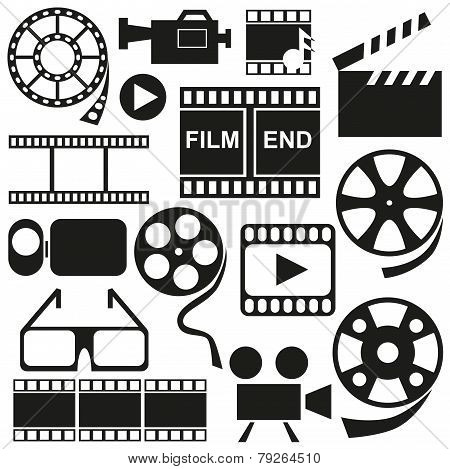 Icons Videos, Movies