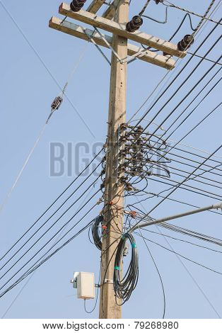 Power Supply Line