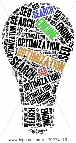 Search Engine Optimization Concept.