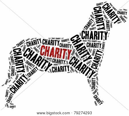 Animals Or Domestic Pets Charity.
