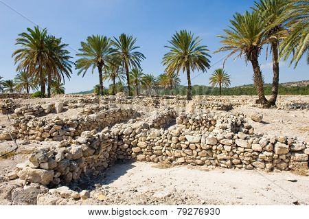 Tel Megiddo National Park