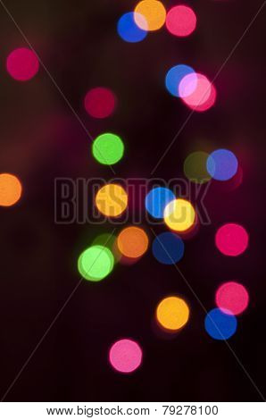 Background of Lights