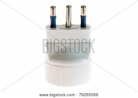 Schuko Italian Adapter