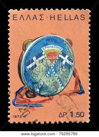 Tambourine 1975