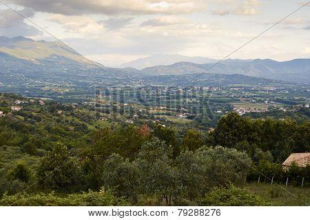 Italian Landscapes Campania