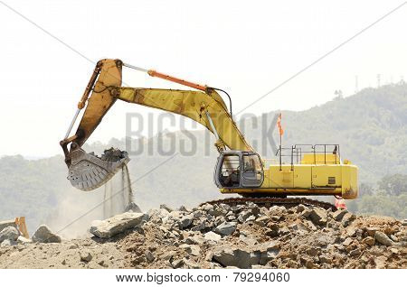 Track Hoe