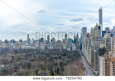 Central Park South, New York
