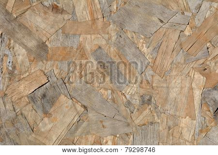 Texture Of Old Plywood