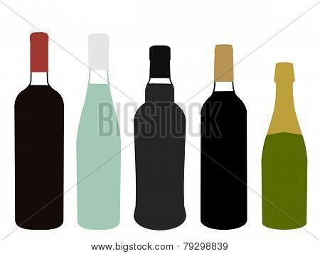 Wines Of Europe Full Bottles