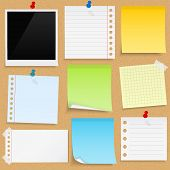 image of sign-boards  - Paper notes - JPG
