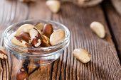 picture of brazil nut  - Brazil Nuts  - JPG