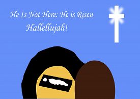 stock photo of empty tomb  - Image to illustrate Empty Tomb Easter Sunday - JPG