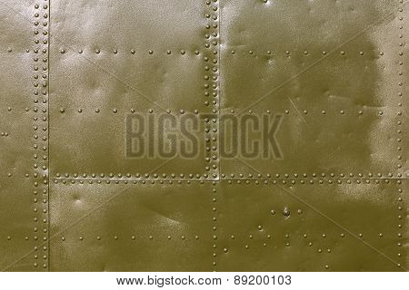 Military Green Metal