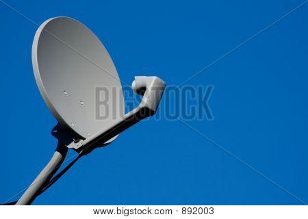 Satellite Receiver Dish