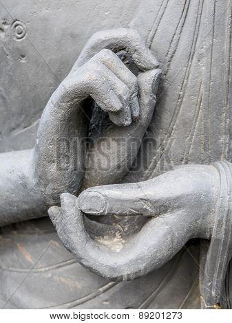 Meditation Gesture