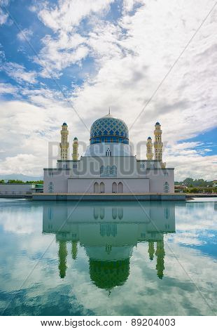 Kota Kinabalu City Mosque, Important Cultural Site In Malaysia