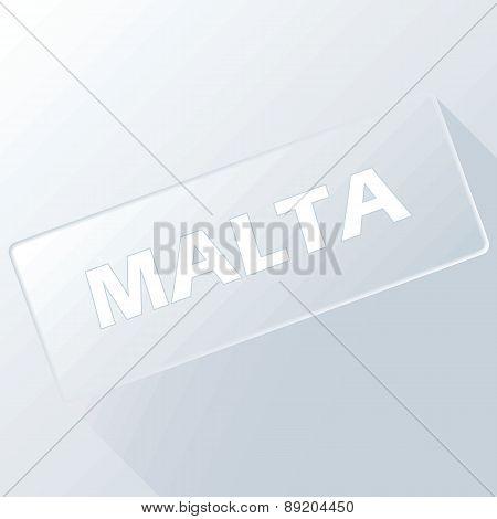 Malta unique button