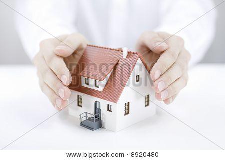 Schützen Sie Ihr Haus