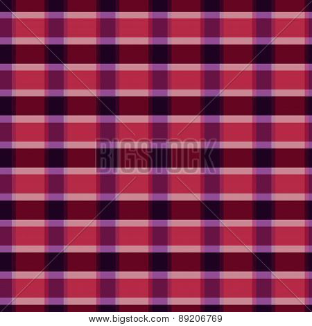 Checkered seamless pattern.  Bright plaid texture