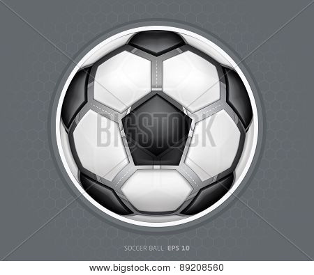 Soccer Ball Design 1