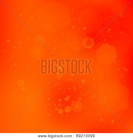 Orange Background