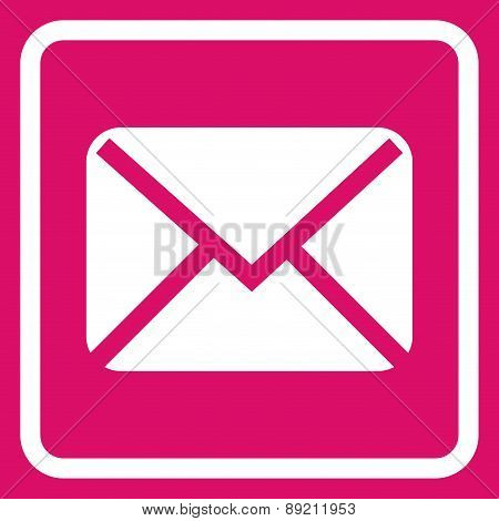 Letter or mail Web icon