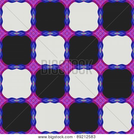 Checker Chess Square Abstract Background