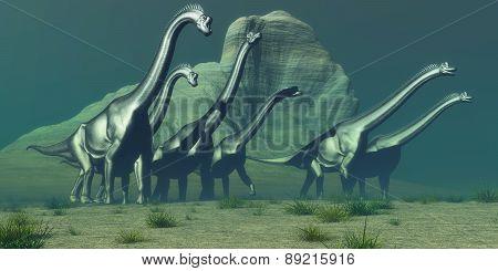 Brachiosaurus Bluff