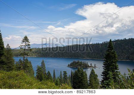 Lake Tahoe - Emerald Bay