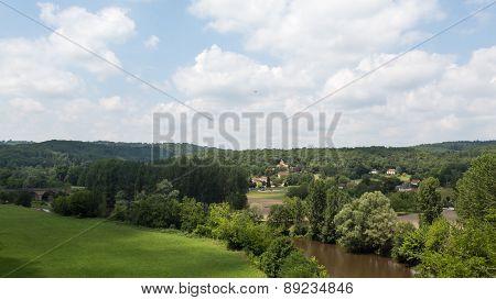 The Vezere River
