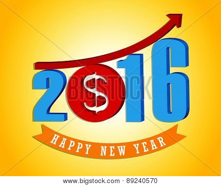 Money growth of 2016. Happy new year