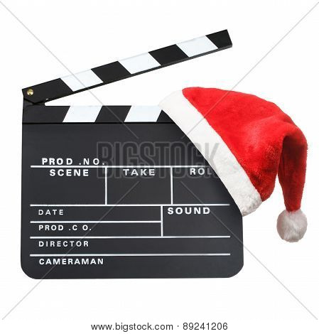 Santa hat - cinema concept