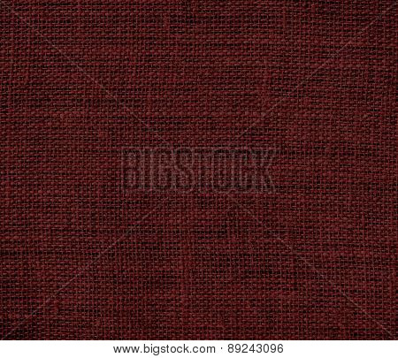 Bulgarian rose color burlap texture background
