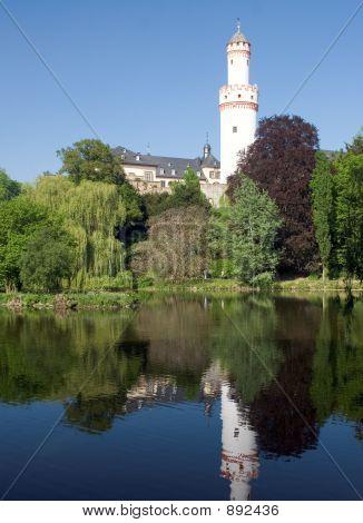 Bad Homburg Schloss Portrait