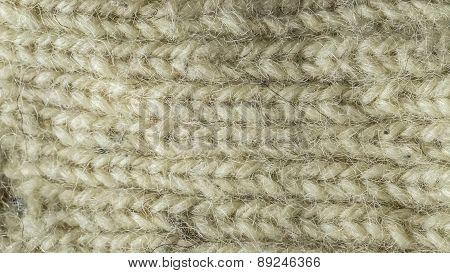 Handmade braiding wool  background