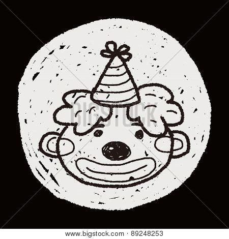 Doodle Clown