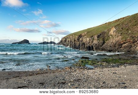 Porth Mear Cove