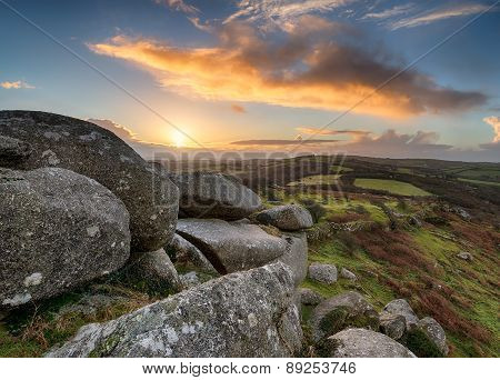 Sunrise Over Helman Tor
