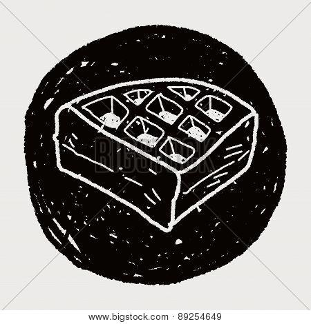 Waffle Doodle